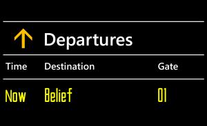 Destination - Belief