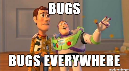 bugs_everywhere