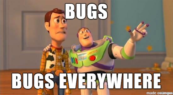 bugs_everywhere